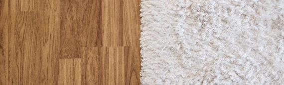 Why Hardwood Floors vs Carpet & Rug